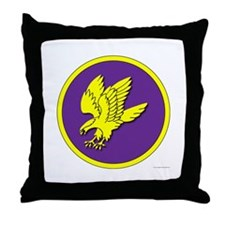 Calontir Populace Throw Pillow