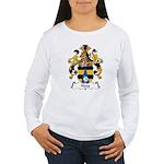 Haug Family Crest Women's Long Sleeve T-Shirt