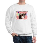 LOVE MY BOSTON TERRIER Sweatshirt