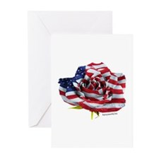 American Rose Greeting Cards (Pk of 20)