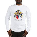 Hartung Family Crest Long Sleeve T-Shirt