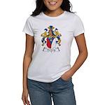 Hartung Family Crest Women's T-Shirt