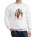 Hartung Family Crest Sweatshirt