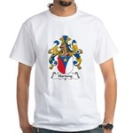 Hartung Family Crest White T-Shirt