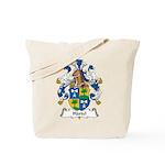 Hartel Family Crest Tote Bag