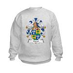 Hartel Family Crest Kids Sweatshirt