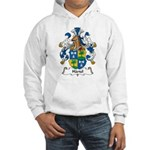Hartel Family Crest Hooded Sweatshirt