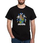 Hartel Family Crest Dark T-Shirt