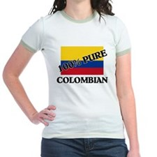 100 Percent COLOMBIAN T