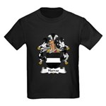 Harras Family Crest Kids Dark T-Shirt