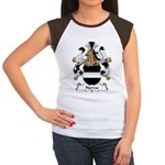 Harras Family Crest Women's Cap Sleeve T-Shirt