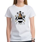 Harras Family Crest Women's T-Shirt