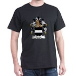 Harras Family Crest Dark T-Shirt