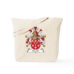 Harold Family Crest Tote Bag