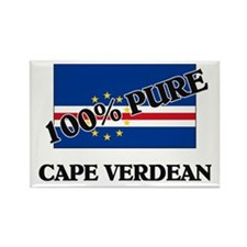 100 Percent CAPE VERDEAN Rectangle Magnet (10 pack