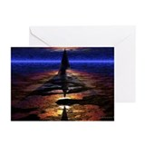 Transfer Greeting Cards (Pk of 10)