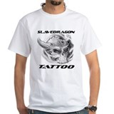 Slavedragon Bighorn Skully Shirt