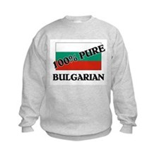 100 Percent BULGARIAN Sweatshirt