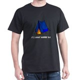 Camper &amp;quot;It's what noobs do&amp;quot; T-Shirt