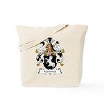 Hammel Family Crest Tote Bag