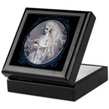 Dead Bride Portrait Keepsake Box