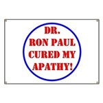 Ron Paul cure-2 Banner