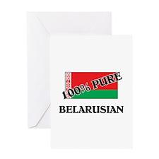100 Percent BELARUSIAN Greeting Card