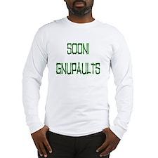 SOONI GNUPAULTS Long Sleeve T-Shirt