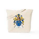 Haer Family Crest Tote Bag