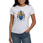 Haer Family Crest Women's T-Shirt