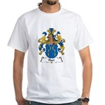 Haer Family Crest White T-Shirt