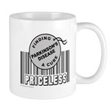 PARKINSON'S DISEASE FINDING A CURE Mug