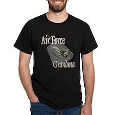 Jet Air Force Grandma T-Shirt