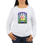 lab equipment Women's Long Sleeve T-Shirt