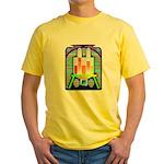lab equipment Yellow T-Shirt