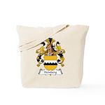 Heinberg Family Crest Tote Bag