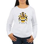 Heinberg Family Crest Women's Long Sleeve T-Shirt