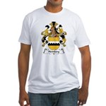 Heinberg Family Crest Fitted T-Shirt