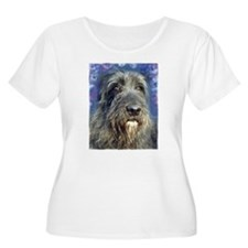 Cute Irish wolfhound T-Shirt