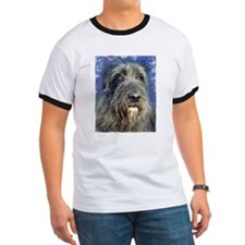 Unique Irish wolfhound T