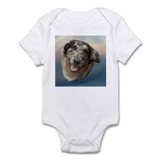 Shiloh the Aussie Infant Creeper