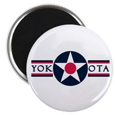 "Yokota Air Base 2.25"" Magnet"