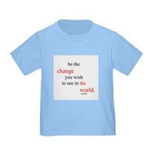 Cute Change quote T
