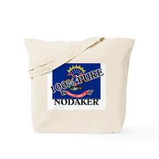 100 Percent Nodaker Tote Bag