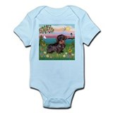 Lighthouse / Dachshund Infant Bodysuit