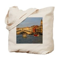 Venice Italy, Rialto Bridge photo- Tote Bag