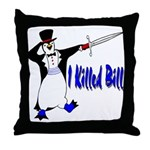 Kill Bill Throw Pillow