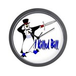 Kill Bill Wall Clock