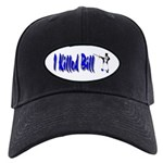 Kill Bill Black Cap