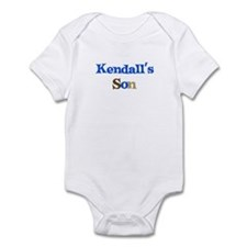 Kendall's Son Infant Bodysuit